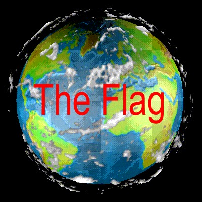 The Flag for the  Planet