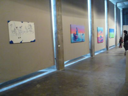 Biennale d'Arte dei Giovani a Fabbrica