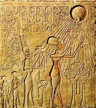 Akhenaton faraone del sole