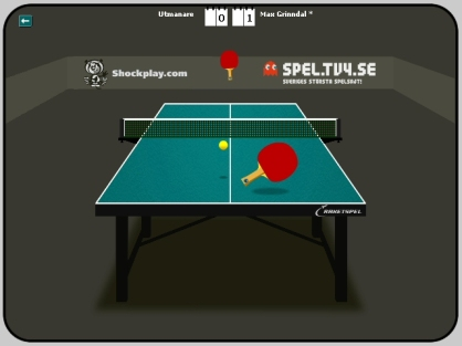 gioco ping pong pc
